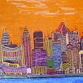 Cityscapes And Townscapes - Art Group